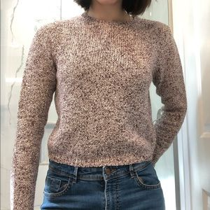 💖2/$25💖Forever 21 | cropped knit sweater❤️